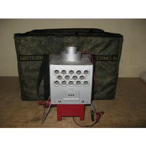 Теплообменник Сибтермо в палатку СТ-1,6 с горелкой К-т 01
