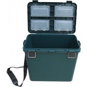 Ящик для зимней рыбалки Тонар односекционный Helios-M