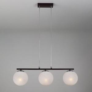 Потолочный светильник Eurosvet 70069/3 хром/черный