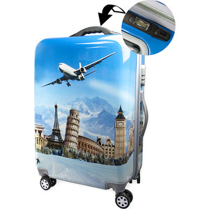 Чемодан PROFFI TRAVEL PH8648