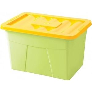 Ящик для игрушек Бытпласт на колесах 600х400х360 мм (4312068)