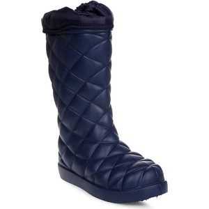 Сапоги Woodline зимние ЭВА -45 темно-синие (990-45) р.37-38