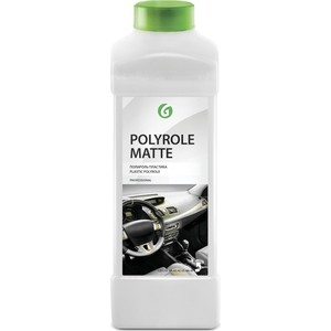 цена на Полироль-очиститель пластика GRASS Polyrole Matte матовый блеск (Ваниль), 500 мл