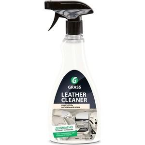 Очиститель натуральной кожи GRASS Leather Cleaner, 500 мл