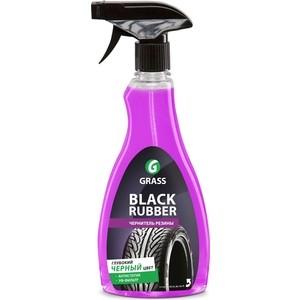 Полироль для шин GRASS Black Rubber, 500 мл