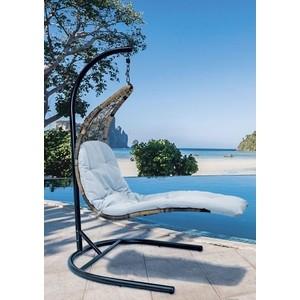Кресло подвесное-шезлонг EcoDesign Relaxa brown