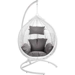 Кресло подвесное EcoDesign Orion white Y0069 (w) кресло ecodesign пеланги 02 15в two tone