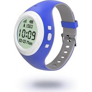 Детские умные часы Hiper BabyGuard Blue смарт часы hiper easyguard 1
