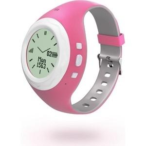 Детские умные часы Hiper BabyGuard Pink