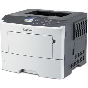 Принтер Lexmark MS617dn принтер лазерный lexmark монохромный ms421dn