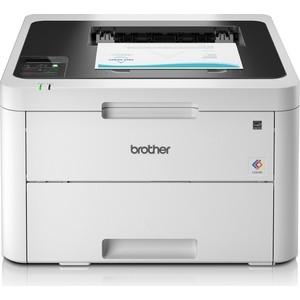 Принтер Brother HL-L3230CDW принтер лазерный brother hl l3230cdw светодиодный цвет белый [hll3230cdwr1]