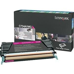 Картридж Lexmark C736 Magenta 10000 стр. (C736H1MG)