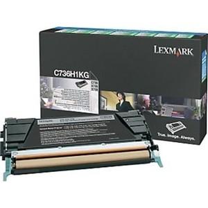 Картридж Lexmark C73x/X73x Black 12000 стр. (C736H1KG)