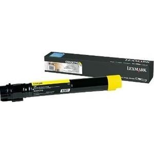 Картридж Lexmark C950X2YG желтый