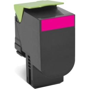 Картридж Lexmark 80C8HME пурпурный 3000 стр.