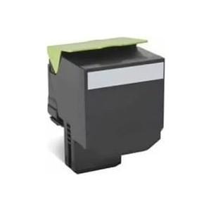 Картридж Lexmark 80C8HKE чёрный 4000 стр.