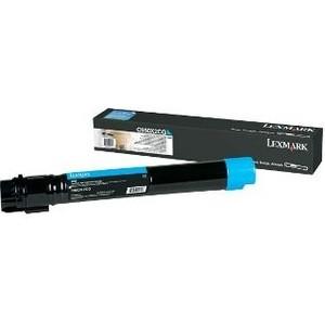 Картридж Lexmark C950X2CG голубой 24000 стр.