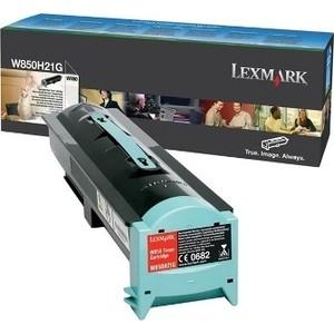 Картридж Lexmark W850H21G черный 35000 стр.
