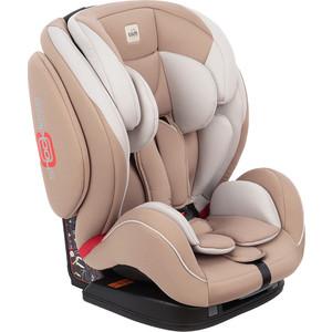 Автокресло Cam Автокресло Regolo ISOFIX группа 1-2-3 вес 9-36 кг (беж / сер) GL000302880 автокресло ailebebe