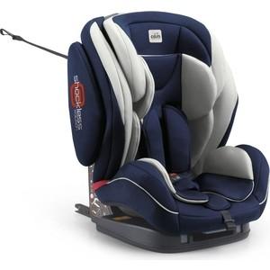 Автокресло Cam Автокресло Regolo ISOFIX группа 1-2-3 вес 9-36 кг (син / сер) GL000302875 автокресло 3 категории