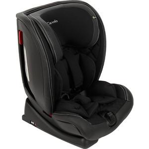 лучшая цена Автокресло Capella 9-36 кг ISOFIX группа 1-2-3 Bubble black (черный) GL000818067