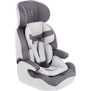 цена на Автокресло Leader Kids CITY TRAVEL Grey+Light Grey (сер+св.сер) 1-2-3 г (9-36кг) GL000306405