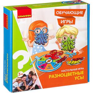 Настольная игра Bondibon РАЗНОЦВЕТНЫЕ УСЫ (ВВ3154)