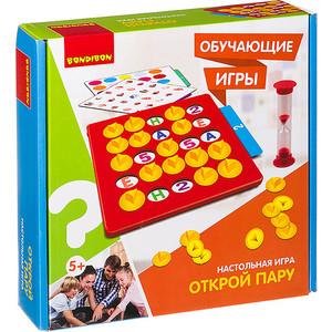 Настольная игра Bondibon ОТКРОЙ ПАРУ (ВВ3155)