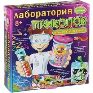 Набор для опытов Bondibon Лаборатория приколов (ВВ1123-1)