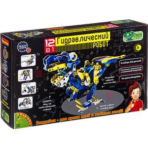 Набор для опытов Bondibon Гидравлический робот 12 в 1 (ВВ3061)