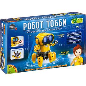 Набор для опытов Bondibon Робот Тобби (ВВ3062)