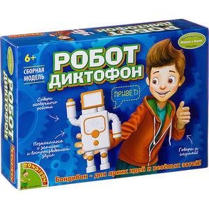 Набор для опытов Bondibon Робот-диктофон (ВВ2746) фото