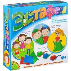 цены на Настольная игра Bondibon ЭСТАФЕТА (ВВ1904)  в интернет-магазинах