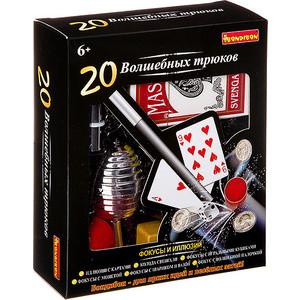 Фокусы Bondibon 20 волшебных трюков (ВВ2945)