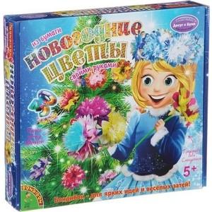 """Набор для творчества Bondibon """"Новогодние цветы"""" (ВВ1229)"""