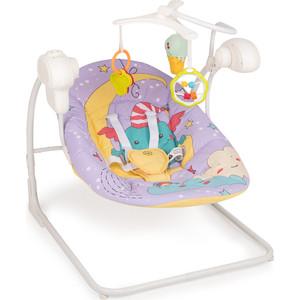 цены на Кресло-качели Happy Baby JOLLY V2 VIOLET 4690624024191  в интернет-магазинах