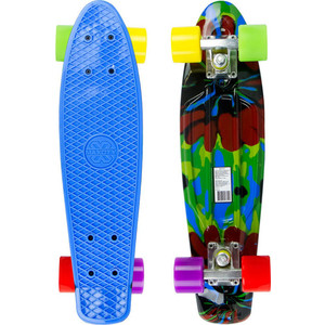 Скейтборд MaxCity MC Plastic Board SMASH small
