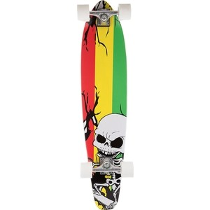Лонгборд HelloWood HW Long Board 38' SCULL цена