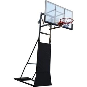 Баскетбольная мобильная стойка DFC STAND56Z 145х82см мобильная баскетбольная стойка dfc kidsb