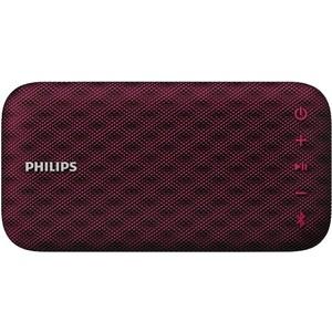 Портативная колонка Philips BT3900 red портативная колонка philips bm6w белая