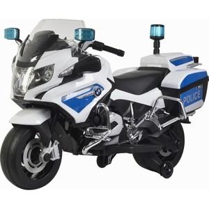 Детский полицейский электромотоцикл Chi lok BO BMW R1200RT-P White 12V - 212