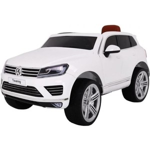 Детский электромобиль Dake VW Touareg White 12V 2.4G - F666-WHITE