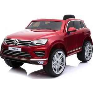 Детский электромобиль Dake VW Touareg Wine Red 12V 2.4G - F666-RED yookie yk617 red