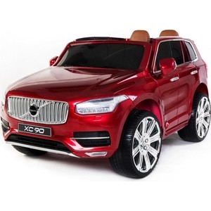 Детский электромобиль Dake Volvo XC90 Wine Red 12V 2.4G - XC90-RED yookie yk617 red