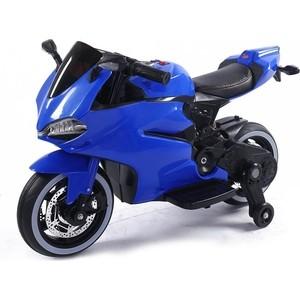 Детский электромотоцикл FUTAI Ducati Blue 12V - FT-1628-BLUE