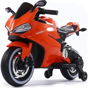 Детский электромотоцикл FUTAI Ducati Orange 12V - FT-1628-ORANGE