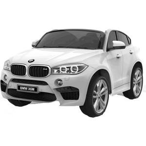 Детский электромобиль Jiajia BMW X6M White 12V - JJ2168-W