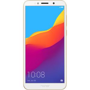 Смартфон Honor 7A Gold фото
