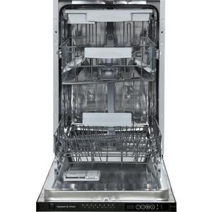 Встраиваемая посудомоечная машина Zigmund-Shtain DW 169.4509 X
