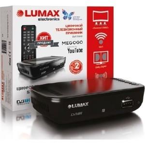 Тюнер DVB-T2 Lumax DV-1110HD